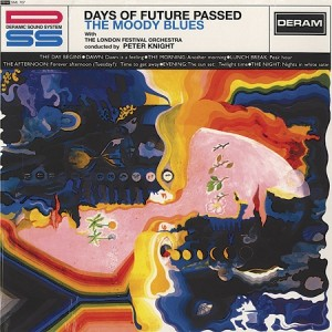 "The name of the cruise, ""Days of Future Cruise"", is a play on words for the Moody Blues album ""Days of Future Passed."""