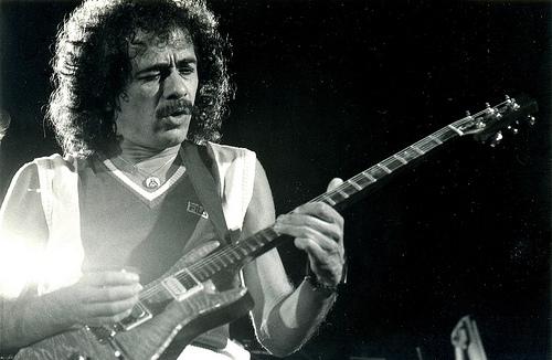 Bob Dylan & Carlos Santana