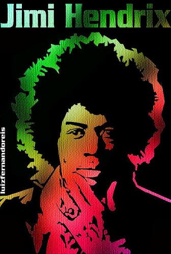 Jimi Hendrix cor 33